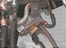 Проверка давления топлива в системе питания - Мицубиси Лансер 9 (Mitsubishi Lancer) .