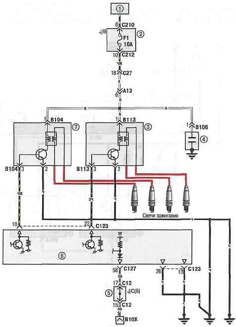 принципиальная схема для телевизоров techno ts-2120u